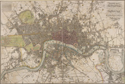 Pigot & Co's new plan of London taken from the best authorities